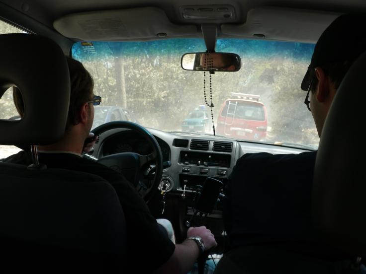 Pour sortir de Mal Pais, on a eu une bonne dizaine de kilomètres de pistes. Les derniers pour tout mon séjour au Costa Rica.