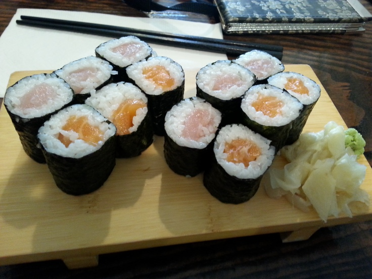 2.50$ les sushis!!