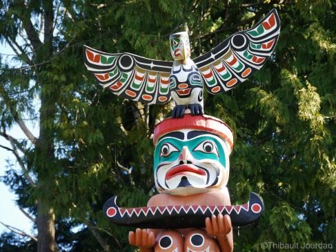 La culture des Premières nations est au coeur du parc