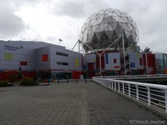 Le Centre des sciences