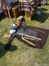 Des armes Vikings / Vikings weapons