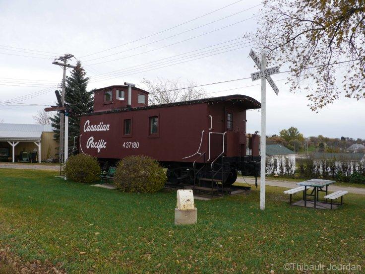 Musée du train / Railway museum