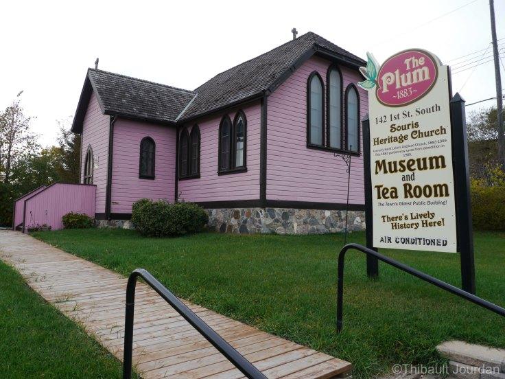 Le musée de la prune / Plum museum