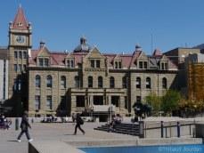 L'ancienne mairie de Calgary.