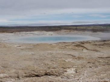 geyser geysir iceland islande