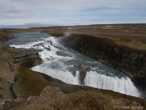 gullfoss islande iceland golden circle